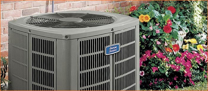 American Standard Air Conditioners Mckinney TX