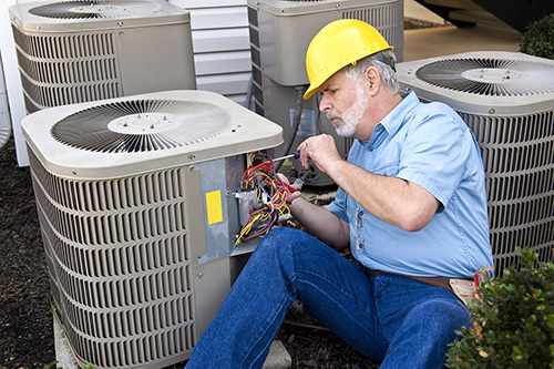 HVAC System Repair Rockwall TX
