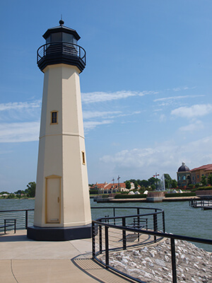 Harbor District Lighthouse